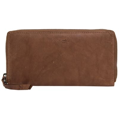 Keira Leather Zip Around Wallet