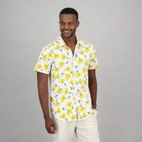 Men's Karabo Shirt -  yellow