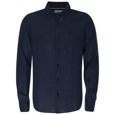 Dustin Linen Shirt