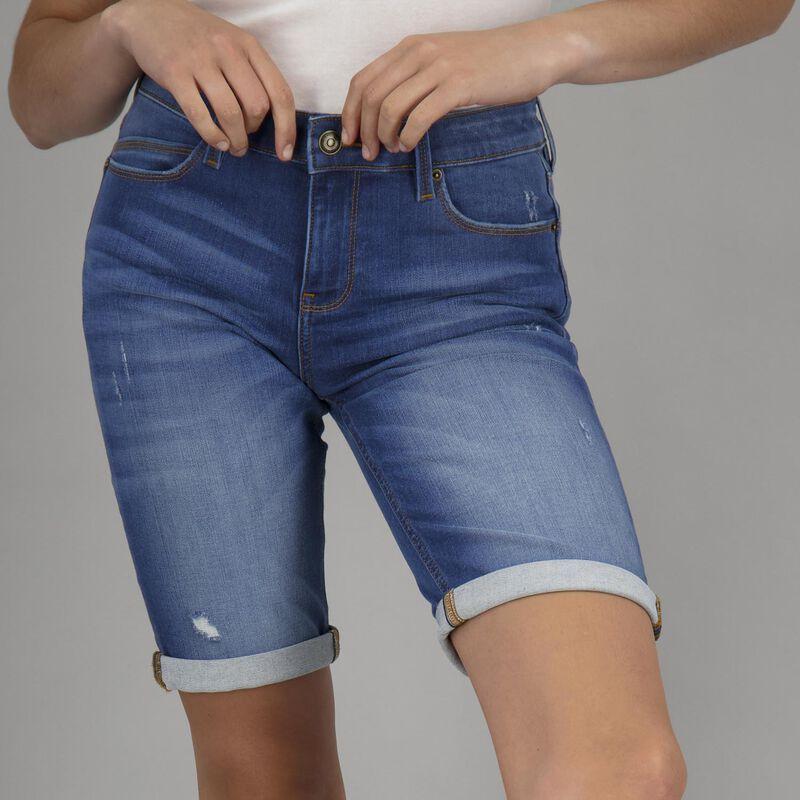 Women's Izzy-Lee Denim Shorts -  navy
