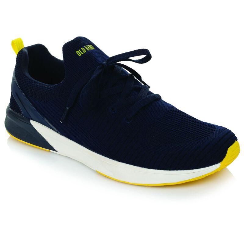 Old Khaki Men's Aryan Shoe -  navy-yellow