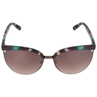 Old Khaki Ladies Half Rim Sunglasses