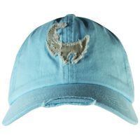 Carlsen Men's Peak Cap -  lightblue