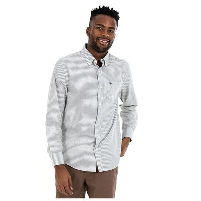 Wells Men's Regular Fit Shirt