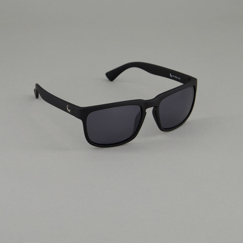 Old Khaki Polarised Men's Lounger Sunglasses -  black-black