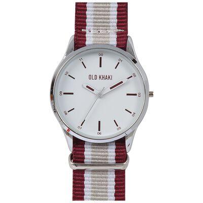 Holly Medium Stripe Nato Watch