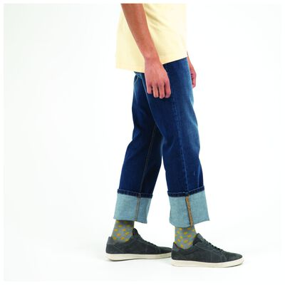 Jordy Men's Straight Cut Denims