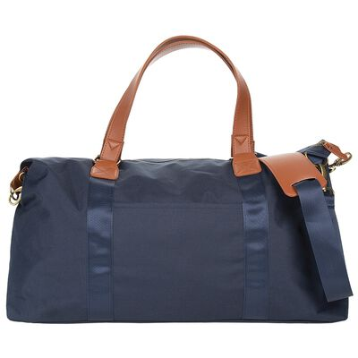 Alan Retro Badge Weekender Bag