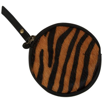 Ariah Round Coin Animal Purse