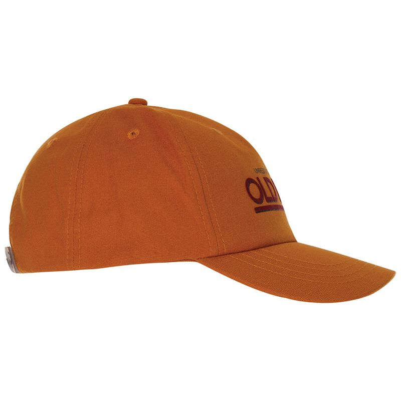 Will Branded Peak Cap -  yellow-red