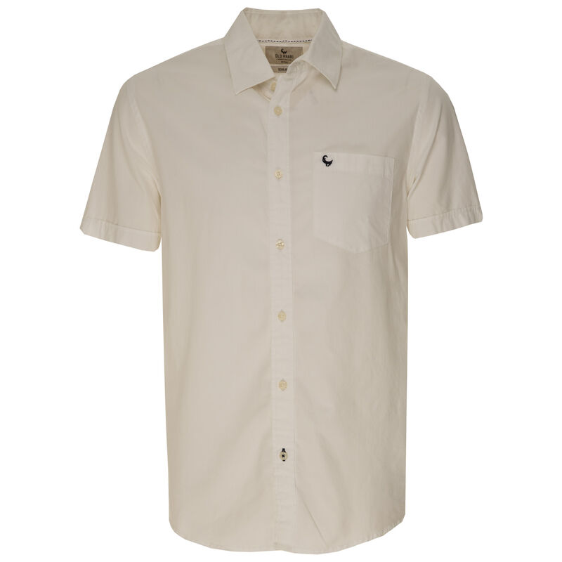 Ali Men's Regular Fit Shirt -  white