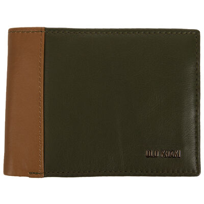 Alberto Colour Block Wallet