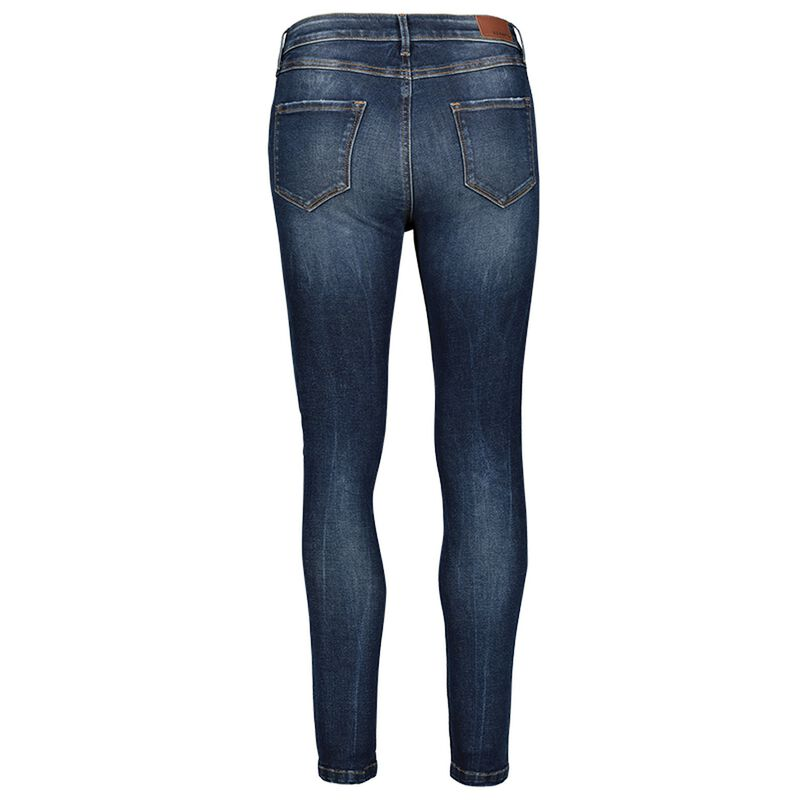 Old Khaki Women's Poppi Skinny Denims -  blue