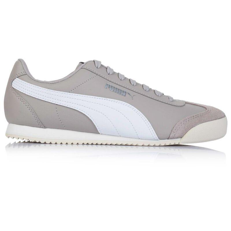 Puma Women's Turino Sneaker -  taupe-white