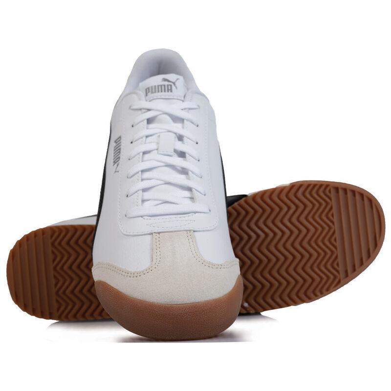 Puma Turino Sneaker  -  white-black