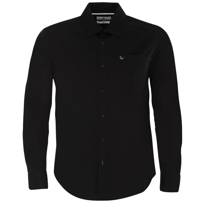 Old Khaki Men's Andy 2 Slim Fit Shirt  -  black