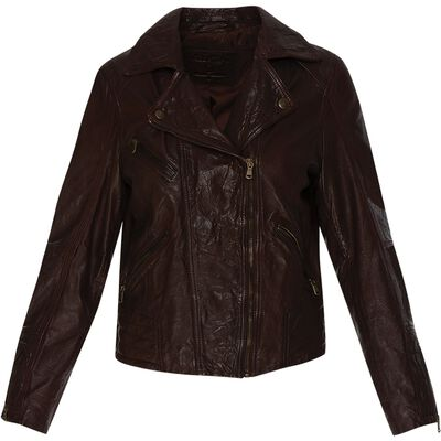Rachel Women's Leather Jacket