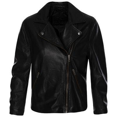Liesl Leather Jacket