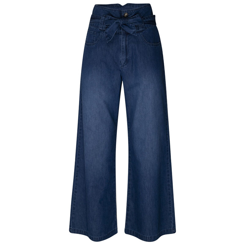 Gillian Wide-Leg Denim