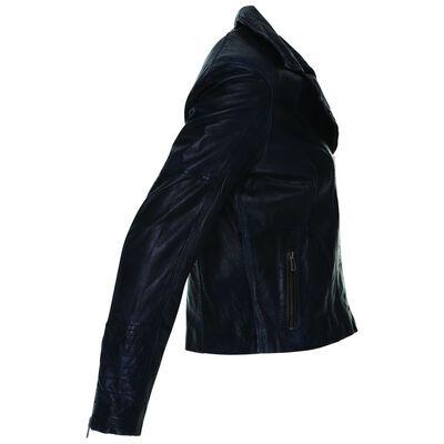 Evonne Women's Jacket Leather