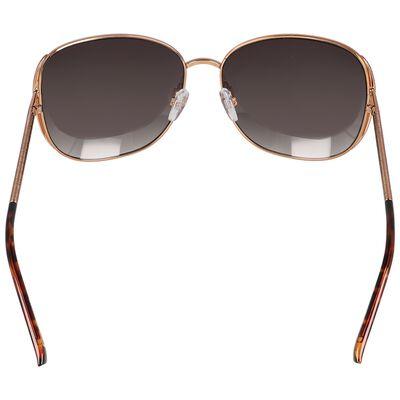 Old Khaki Ladies Metal Square Sunglasses