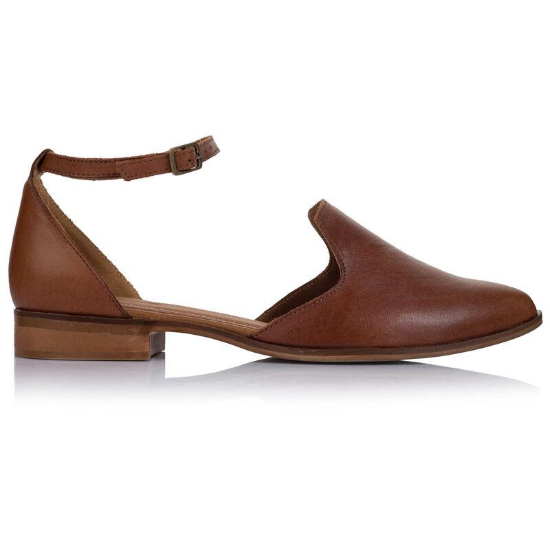 Rare Earth Elise Shoe  -  tan