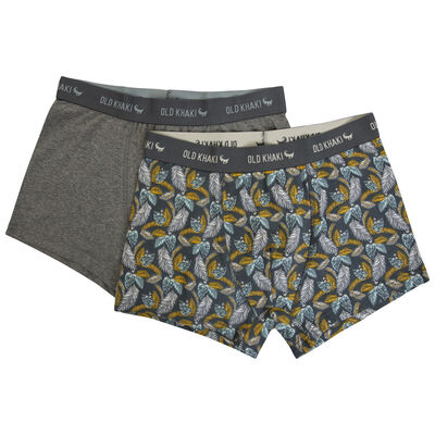 Old Khaki Men's Palm Leaf Underwear Two-Pack