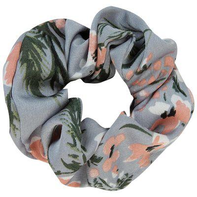 Ditsy Print & Plain 2-Pack Hair Ties