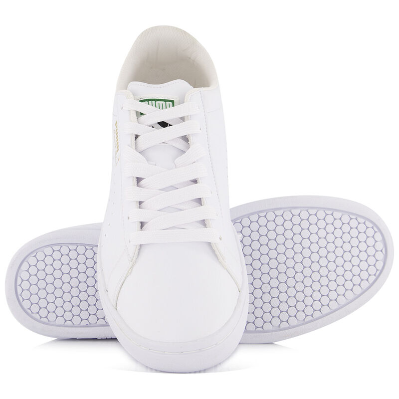 Men's Puma Court Star Sneaker -  white-white
