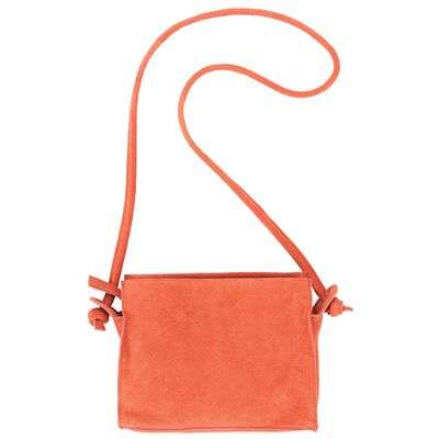 Ainsley Suede Cross Body Bag