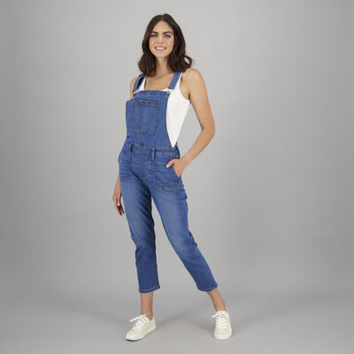 Women's Jehaan Denim Dungarees