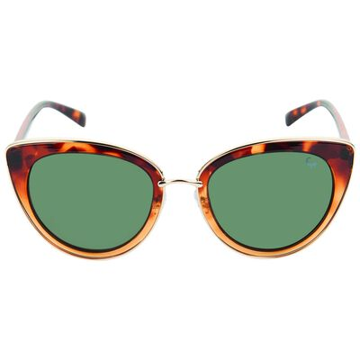 Old Khaki Ladies Polarised Catseye Sunglasses
