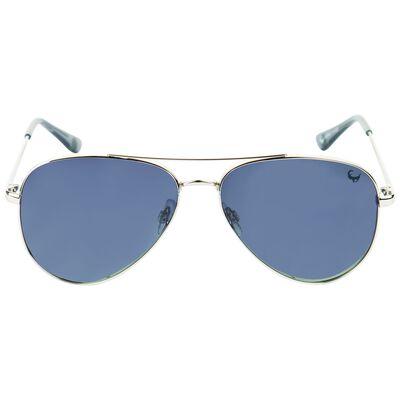 Old Khaki Polarised Aviator Sunglasses
