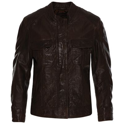 Greer Leather Jacket