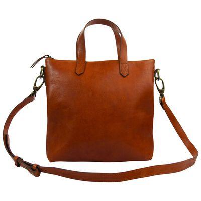 Amarone Small Shopper Leather Bag
