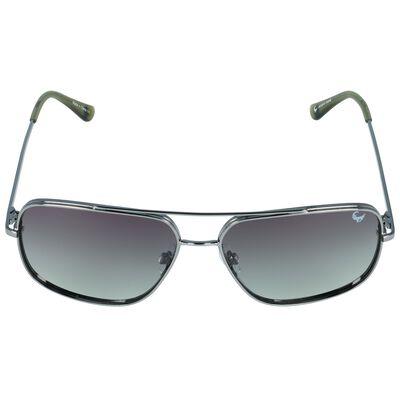 Old Khaki Men's Polarised Square Aviator Sunglasses