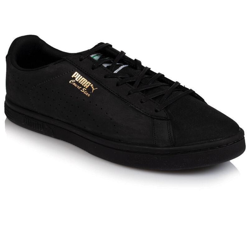 Puma Courtstar Sneak -  black
