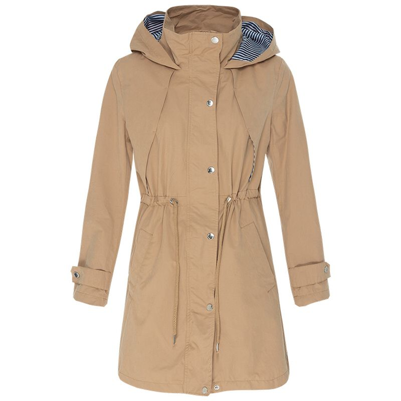 Kelsey Parker Jacket  -  tan
