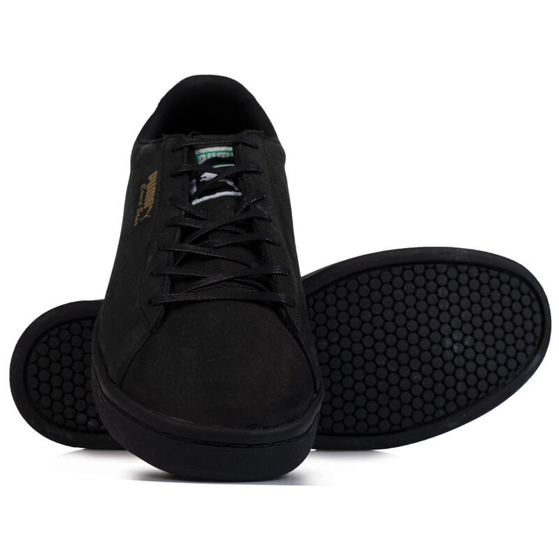 Men's Puma Court Star Sneaker -  black