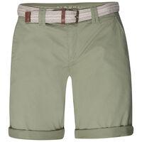 Callia Belted Shorts -  lightgreen