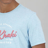 Men's Kai Relaxed Fit T-Shirt -  turquoise