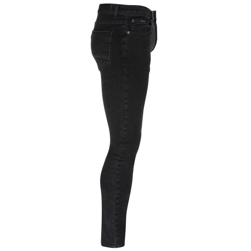 Joel 34 Men's Skinny Leg Denims -  black