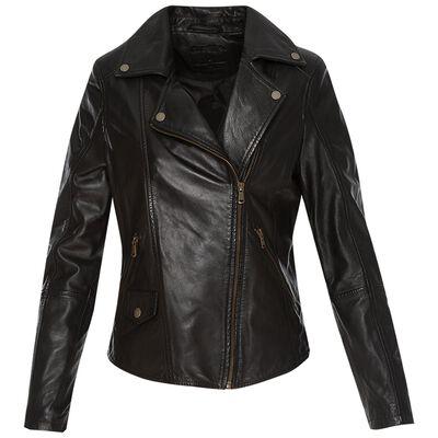 Old Khaki Women's Kyra Leather Jacket