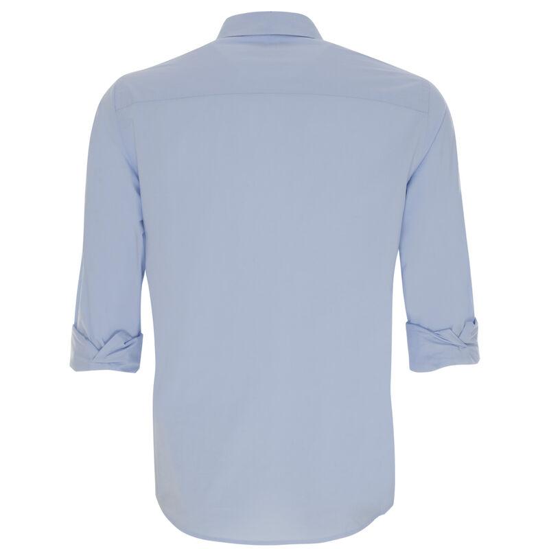 Andy Men's Slim Fit Shirt -  lightblue