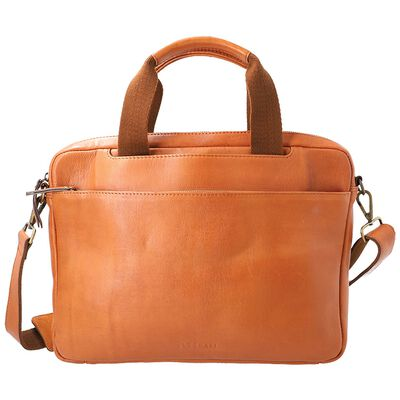 Steve Leather Laptop Bag