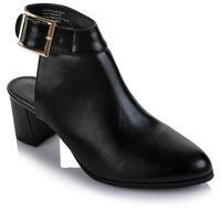 Old Khaki Cara Women's Boot  -  black