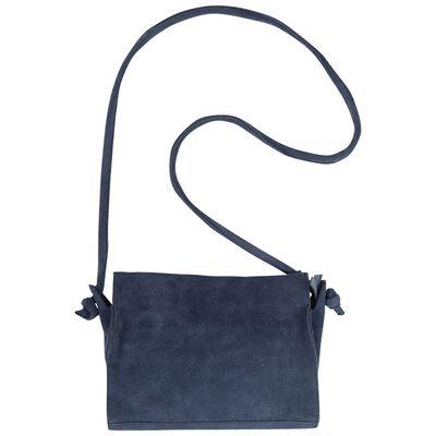 Ainsley Suede Cross Body Bag
