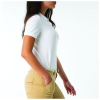 Old Khaki Women's Eve Golfer  -  white