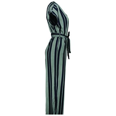 Kadin Women's Striped Jumpsuit