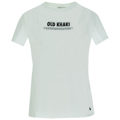 Old Khaki Women's Jayla Call-Out T-Shirt
